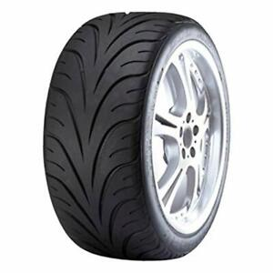 2 New Federal 595rs r 245 35zr18 245 35r18 88w High Performance Tires