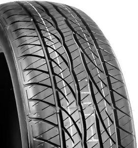 2 New Dunlop Sp Sport 5000 245 45r18 96v High Performance Tires