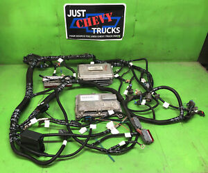 Chevy 8 1 Allison Lsx Complete Stand Alone Efi Engine Wire Harness