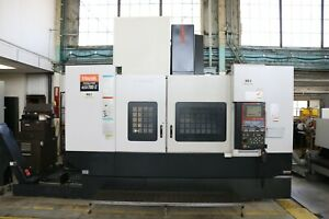 Mazak Vcn 700d Ii Nexus Ctrl Ct50 40 Atc New 2008