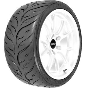 4 New Federal 595rs Rr 235 40zr17 235 40r17 90w High Performance Tires