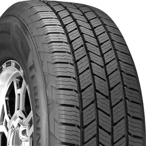 4 Continental Terraincontact H t Lt 245 70r17 Load E 10 Ply Light Truck Tires