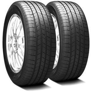 2 New Michelin Defender T H 215 60r16 95h As All Season A S Tires
