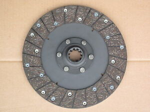 Clutch Plate For Massey Ferguson Mf To 30 To 35 Harris 50 Industrial 2135 50b