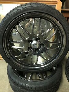 Ccw Classic Styleforged Wheels 19 Audi Vw Passat With Great Tires Set Of 4