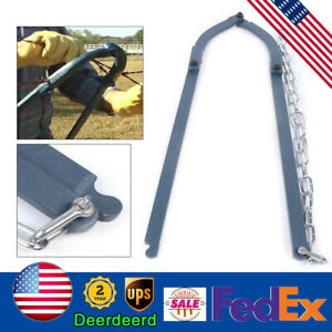 Fence Fixer Tool Plain Barbed Chain Fencing Strainer Wire Strainer Repair Tool