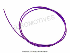 Mercedes R107 W116 W123 Vacuum Line Purple Yellow 1 0x4 0 Mm W123