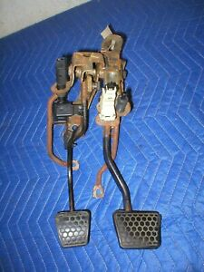 1982 92 Camaro Firebird Manual Transmission T5 Hyd Clutch Brake Pedel 5 Speed Gm