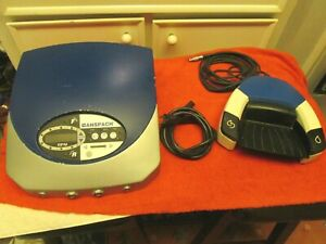Anspach Sc2000 Power Console And Foot Controller Emax2 Drill System