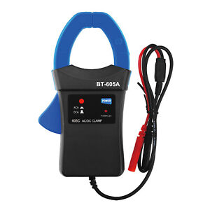 Btmeter Digital Clamp Meter Dc Current Clamp on 600a Handheld Tester Bt 605a