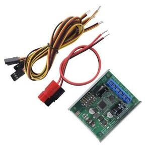 R c Controller With 3pcs State Display Led Connecting Cable Robot Parts 5v 32kb