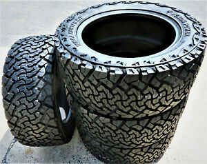 4 Venom Power Terra Hunter X T Lt 275 70r18 Load E 10 Ply A T All Terrain Tires