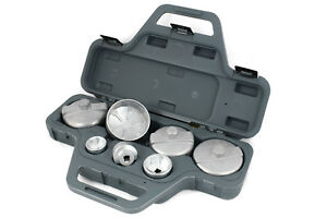 Assenmacher Specialty Tools Ast 2101 Oil Filter Wrench And Socket Set With Case