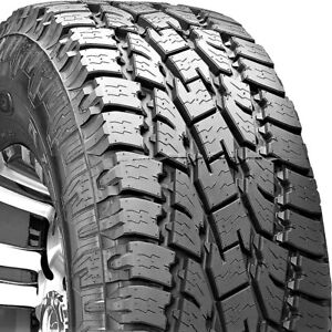 Toyo Open Country A T Ii Lt 245 75r17 121 118s E 10 Ply At All Terrain A T