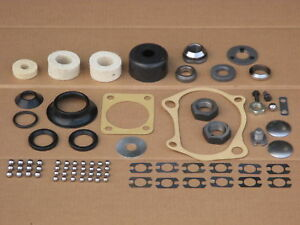 Complete Steering Repair Kit For Massey Ferguson Mf 135 148 165 175 230 240 35