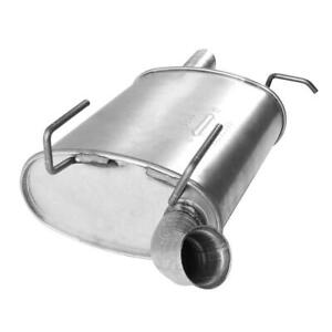 Mufflers For 2011 2014 Ford Mustang 3 7l V6 Gas Dohc