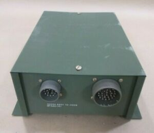 Mep 004a 005a 103a 113a 104a 15kw 30kw Generator Tactical Relay 30554 72 2209