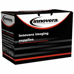 Innovera 83042 Remanufactured Black Toner Cartridge 10 000 Page yield New