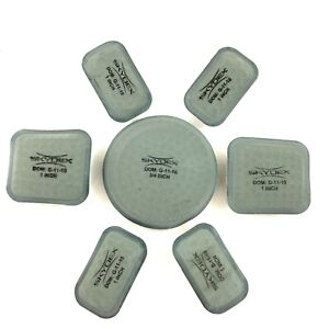 Skydex Helmet Pads Military ACH MICH PASGT 1quot; Thick Pad Upgrade System Kit $19.99
