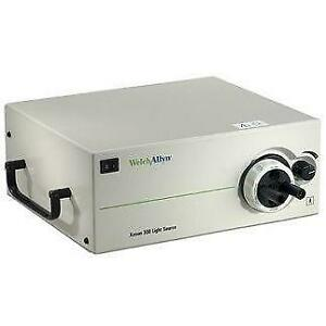 Welch Allyn Xenon 300 Light Source Certified Refurbished