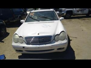 Manual Transmission 203 Type C240 Fits 01 03 Mercedes C class 2706331