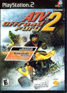 ATV Offroad Fury 2 - PlayStation 2 [Video Game] NEW!