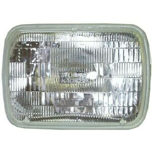 Crown J8134319 Headlight For 84 2000 2001 Jeep Cherokee Left Or Right With Bulb