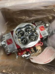 Quick Fuel Q 650 b2 Q series Carburetor 650 Cfm 2x4 Supercharger