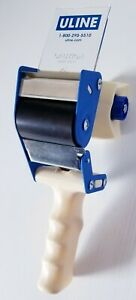 Uline Tape Dispenser H 150 2 Side Load Industrial Packing Gun New