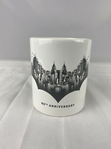 Gotham City 80Th Anniversary Batman Coffee Mug