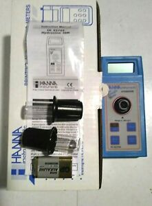 Hanna Instruments Ion Specific Meter For Hydrazine Hi 93704 New