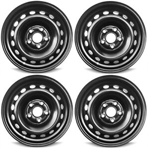 New Set Of 4 16 X 7 Replacement Steel Wheel Rim For 2005 2010 Honda Odyssey