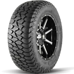 4 New Amp Terrain Attack A T A Lt 315 70r17 Load E 10 Ply At All Terrain Tires