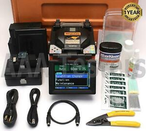 Sumitomo Type 39 Fastcat Sm Mm Fiber Fusion Splicer W Usf 21c Cleaver Type39