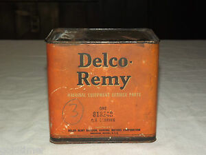 Vintage Old Wwii Car Auto 1941 Delco Remy One 818248 Ge Bearing Unopened Box