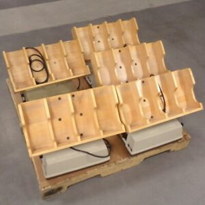 Lot Of 5 Syntron Paper Jogger J 50 b T54216