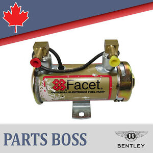 Bentley Rolls royce 1965 1980 Oem Facet Fuel Pump Kit Rh3397