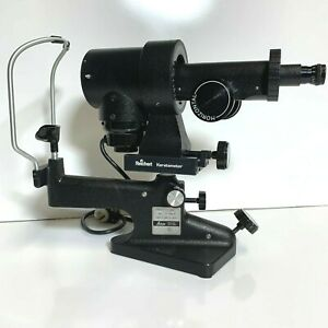 Reichert Keratometer Model 12990 120v Ac 50 60 Hz 0 13a 15w