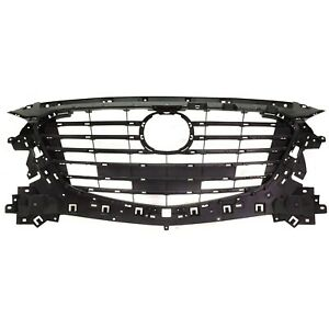 Badh50712c New Grille Grill For Mazda 3 Sport 2017 2018