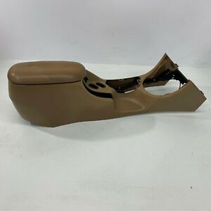 1994 1998 Oem Ford Mustang Center Console With Armrest And Storage s6835