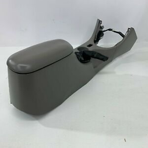 1999 2004 Oem Ford Mustang Center Console With Armrest And Storage S6839