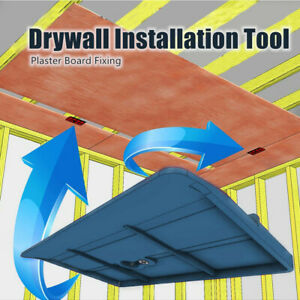 2pcs Drywall Fitting Tool Supports The Board In Place While Installing