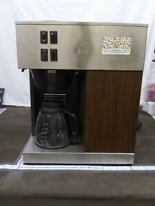 Bunn Pour omatic Vpr 934448 Coffee Pot Maker Commercial Hav a cup