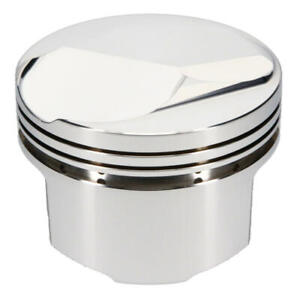 Srp Engine Piston Set 338188 4 000 Bore 3 5cc Dome 2v For Ford Boss 302