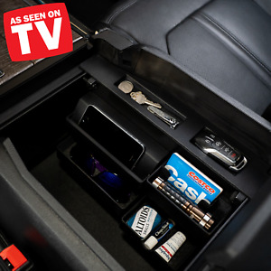 Car Cup Holder Organizer Universal Center Console Truck Adjustable Drink Ford