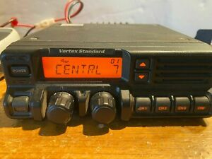 Vertex Standard Vx 5500l Mobile 37 50 Mhz 250 Ch 70w W accessories Tested Ok