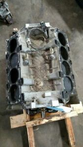 Cylinder Block 5 0l Fits 11 14 Mustang 222434