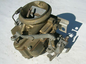 1955 1962 Chevrolet 265 283 Stromberg Ww 14 26 Two Barrel Carburetor Nos