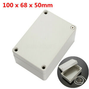 4 x2 6 x2 Abs Plastic Electronics Enclosure Project Box Hobby Case