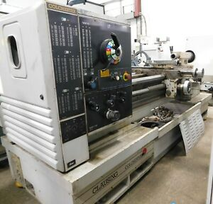 10297 Clausing Colchester 18 24 X 64 Toolroom Lathe